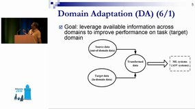 Odyssey 2018 - Speaker Verification in Mismatched Conditions with Frustratingly Easy Domain Adaptation