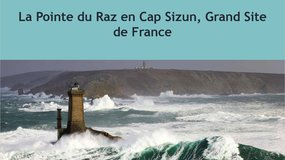 La pointe du Raz - Introduction