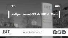 Département GEA, Production Orale Libre