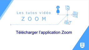 Télécharger l'application Zoom