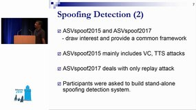 Odyssey 2018 - Boosting the Performance of Spoofing Detection Systems on Replay Attacks Using q-Logarithm Domain Feature Normalization