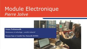 ECND - LP CND Electronique : Introduction
