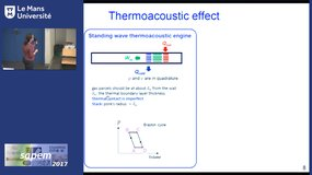 Thermacoustics : an overview
